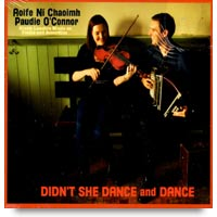 Didn't She Dance and Dance by Aoife Ní Chaoimh and Paudie O'Connor