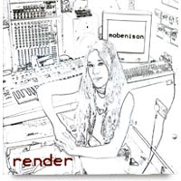 Render CD by Mo Bennison
